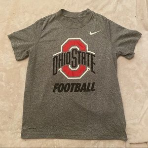 Nike ✔️ Ohio State Football Dri-Fit T-Shirt XS 🏈